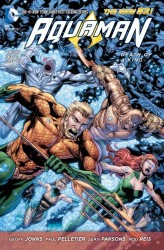 DC - Aquaman (New 52) Vol 4 Death of a King TPB