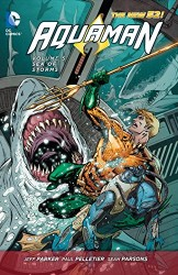 DC - Aquaman (New 52) Vol 5 Sea of Storm TPB