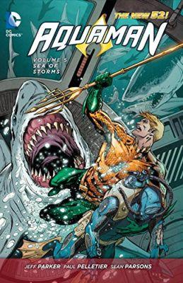 Aquaman (New 52) Vol 5 Sea of Storm TPB