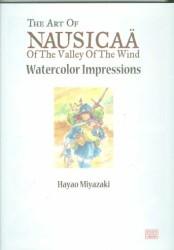 VIZ - Art Of Nausicaa Valley Of The Wind HC
