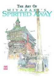 VIZ - Art Of Spirited Away HC