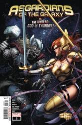 Marvel - Asgardians Of The Galaxy # 3