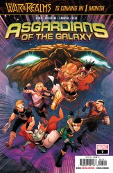Marvel - Asgardians Of The Galaxy # 7