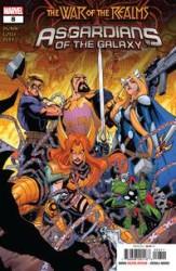 Marvel - Asgardians Of The Galaxy # 8