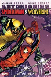Marmara Çizgi - Astonishing Spider-Man Wolverine