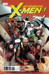 Marvel - Astonishing X-Men # 1