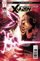 Marvel - Astonishing X-Men # 8