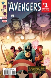 Marvel - Avengers # 1.1 NOW!