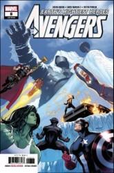 Marvel - Avengers (2018) # 8