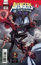 Marvel - Avengers # 680 (No Surrender)