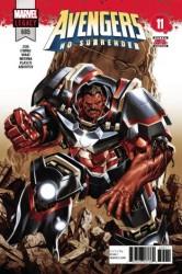 Marvel - Avengers # 685 (No Surrender)