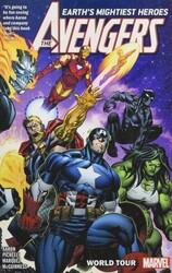 Marvel - Avengers By Jason Aaron Vol 2 World Tour TPB