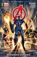 Gerekli Şeyler - Avengers Cilt 1 Avengers Dünyası