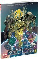 Avengers Cilt 3 Sonsuzluğa Doğru