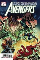 Marvel - Avengers (2018) # 3