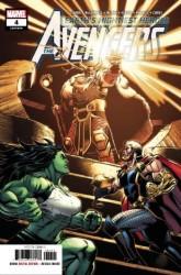 Marvel - Avengers (2018) # 4