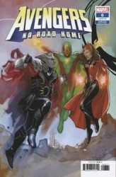 Marvel - Avengers No Road Home # 6 Noto Connecting Variant