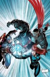 Marvel - Avengers Shards of Infinity # 1