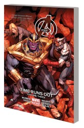 Marvel - Avengers Vol 3 Time Runs Out TPB