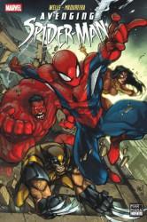 Marmara Çizgi - Avenging Spider-Man Sayı 1