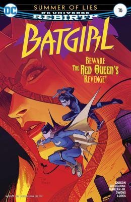 Batgirl # 16