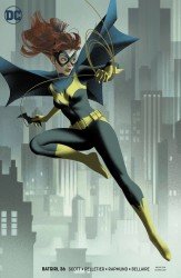 DC - Batgirl # 36 Middleton Variant