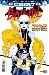 DC - Batgirl # 4