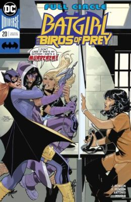Batgirl and Birds of Prey # 20