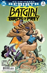 DC - Batgirl And The Birds Of Prey # 3