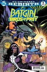 DC - Batgirl And The Birds Of Prey #1