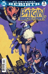 DC - Batgirl And The Birds Of Prey # 1 Variant