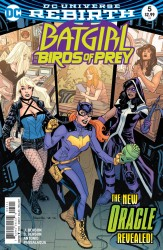 DC - Batgirl and the Birds of Prey # 5