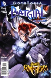 DC - Batgirl (New 52) # 27