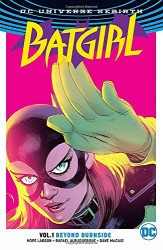 DC - Batgirl (Rebirth) Vol 1 Beyond Burnside TPB