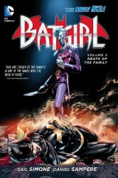 DC - Batgirl (New 52) Vol 3 Death of the Family TPB