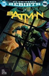DC - Batman #1 Paralel Evren Retailer Variant