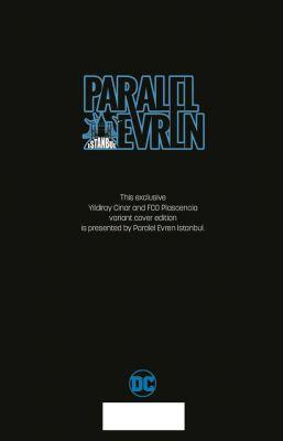 Batman # 1 Paralel Evren Retailer Variant