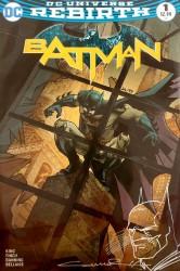 DC - Batman #1 Paralel Evren Retailer Variant Yıldıray Çınar Sketchli 99 Limitli Sertifikalı