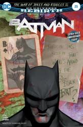 DC - Batman # 25