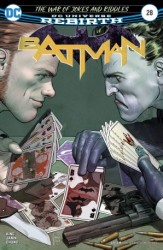 DC - Batman # 28