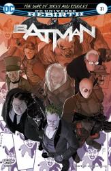 DC - Batman # 31