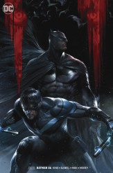DC - Batman # 56 Mattina Variant