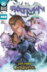 DC - Batman # 63