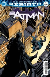 DC - Batman #4