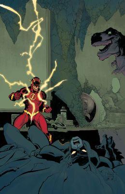Batman # 21 (The Button) Tim Sale Variant