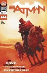 DC - Batman # 73