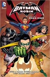 DC - Batman And Robin (New 52) Vol 7 Robin Rises TPB