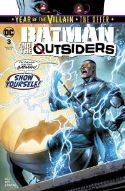 DC - Batman And The Outsiders # 3