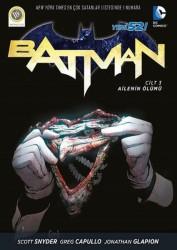 JBC Yayıncılık - Batman (Yeni 52) Cilt 3 Ailenin Ölümü 2.Baskı