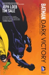 DC - Batman Dark Victory TPB